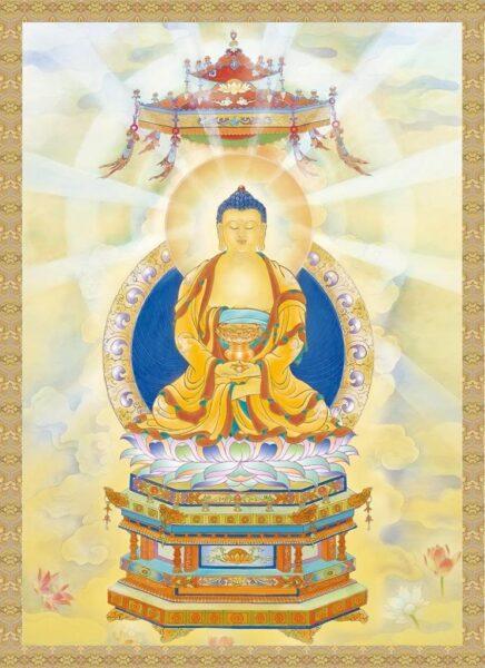 Hình ảnh Phật A Di Đà đẹp nhất (18)