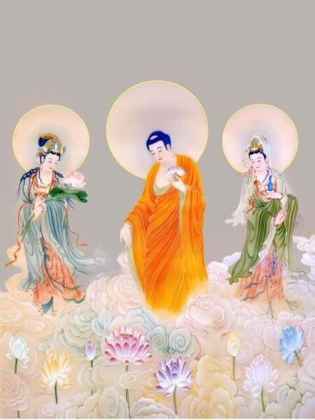 Hình ảnh Phật A Di Đà đẹp nhất (2)