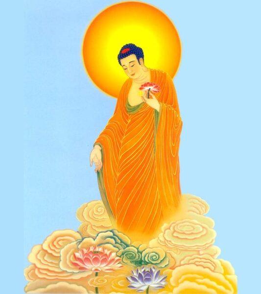 Hình ảnh Phật A Di Đà đẹp nhất (3)