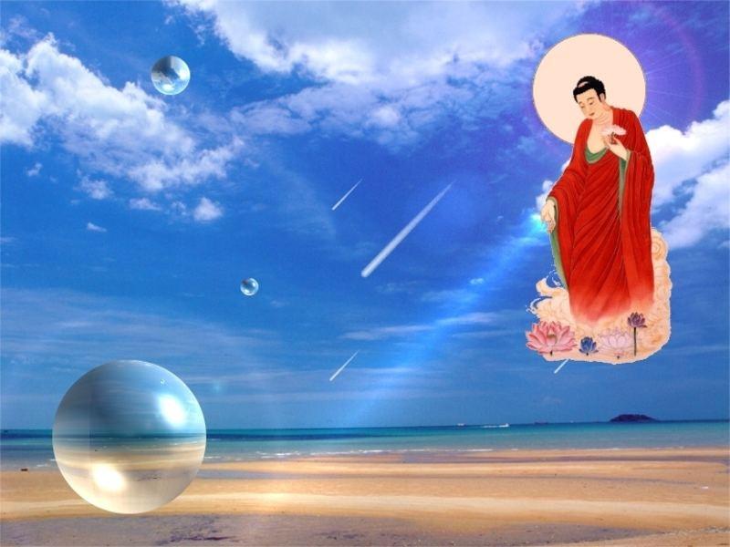 Hình ảnh Phật A Di Đà đẹp nhất (4)