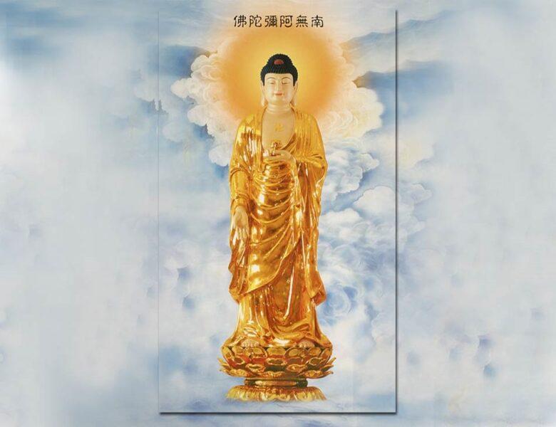 Hình ảnh Phật A Di Đà đẹp nhất (5)