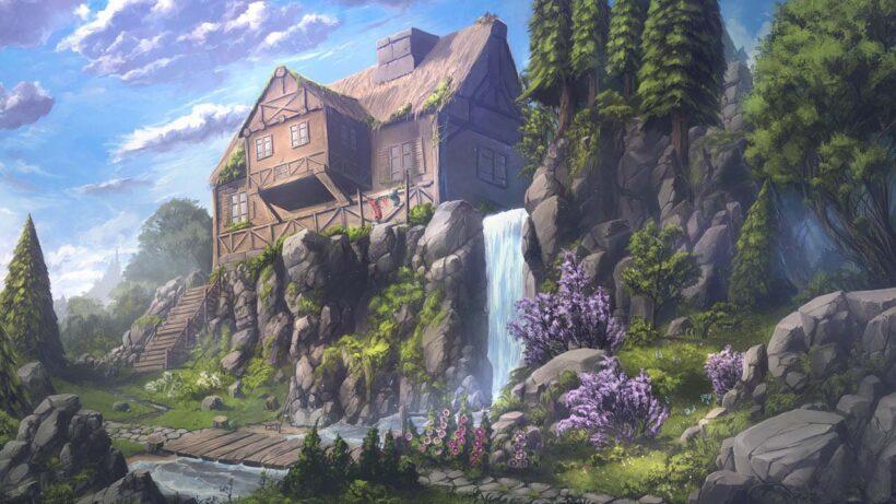 hình ảnh phong cảnh anime đẹp nhất (1)