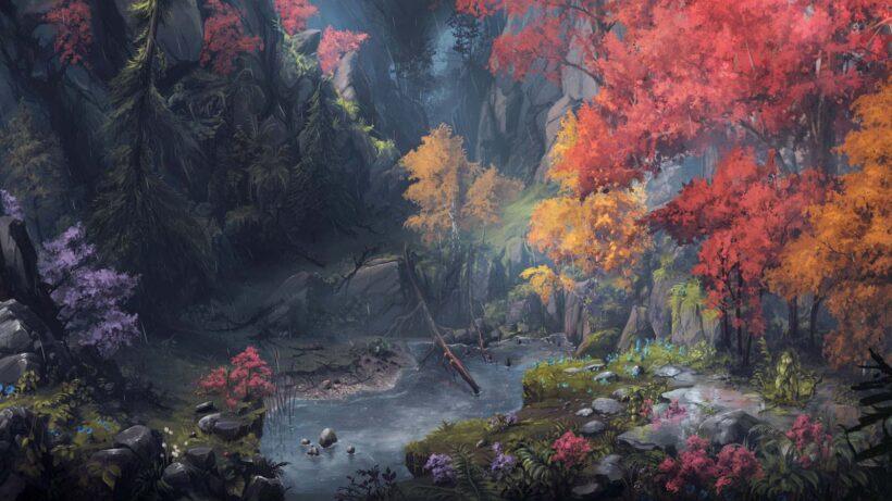 hình ảnh phong cảnh anime đẹp nhất (10)