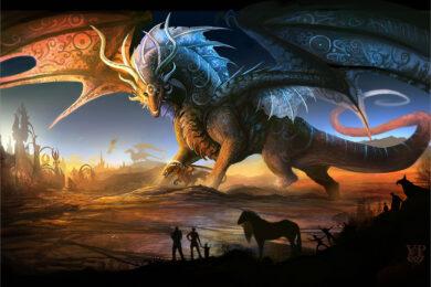 hình ảnh rồng 3d đẹp nhất (1)