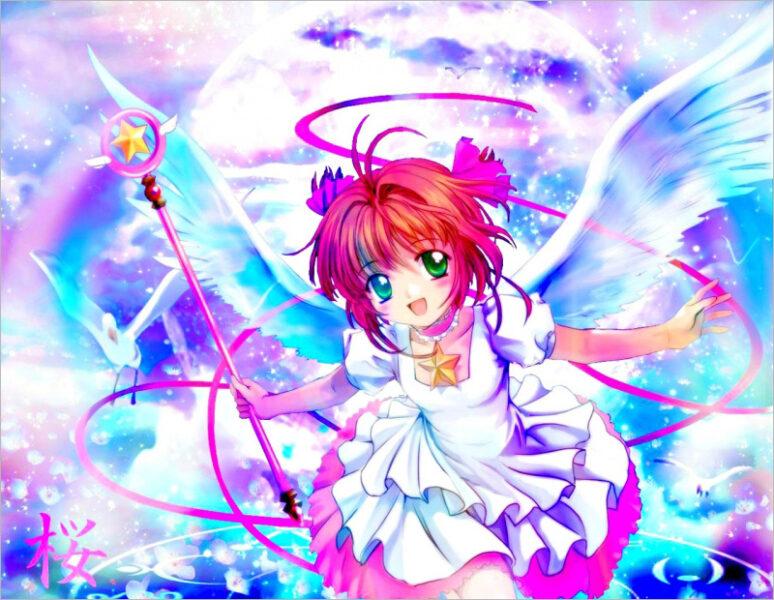hình ảnh sakura thủ lĩnh thẻ bài đẹp nhất (6)