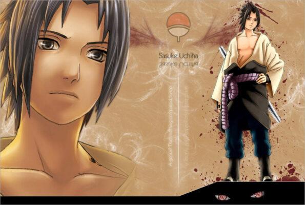 Hình ảnh Sasuke đẹp nhất (1)