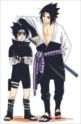 Hình ảnh Sasuke đẹp nhất (3)