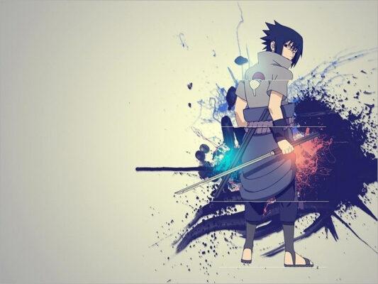 Hình ảnh Sasuke đẹp nhất (7)
