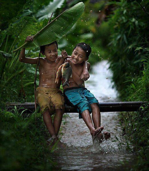 hình ảnh tuổi thơ đẹp nhất (6)