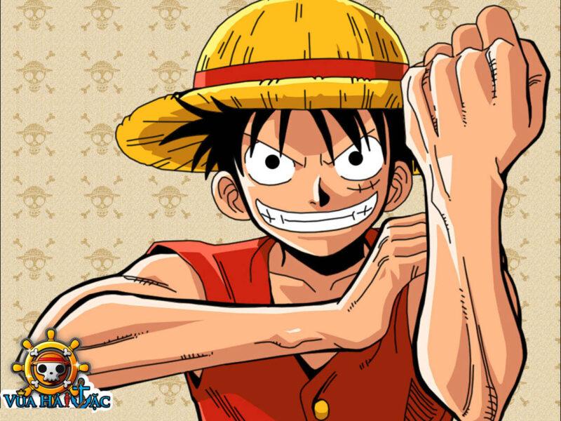 hình Luffy đẹp cực oách