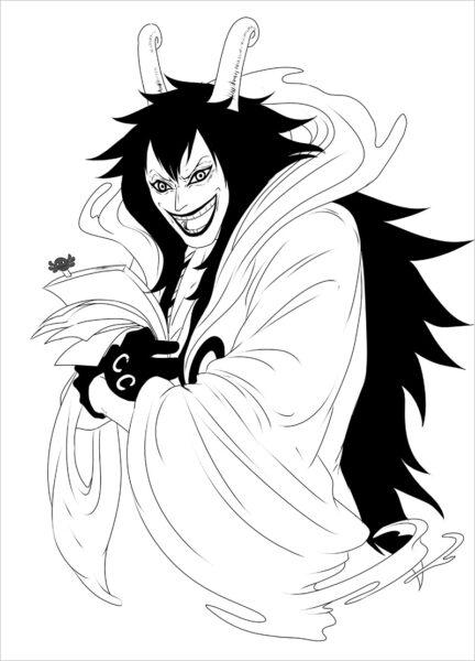 hình nền anime đen trắng đẹp nhất (21)