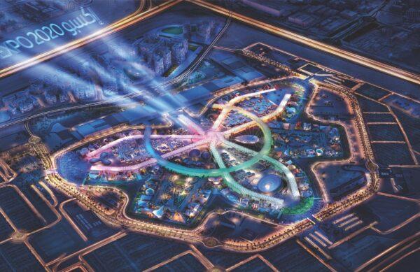 hình nền desktop triển lãm thế giới Dubai