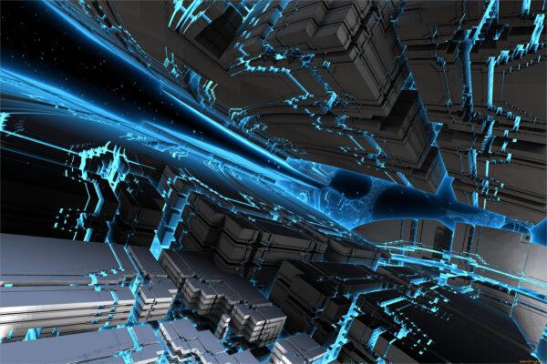 Hình nền máy tính 3D độ phân giải 4K