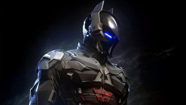 hình nền máy tính 4k batman arkham knight người sắt