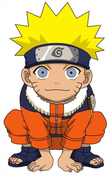 Hình nền Naruto chibi đẹp