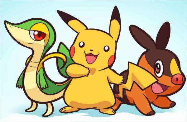 Hình nền Pikachu dễ thương