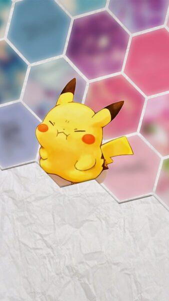 hình nền pikachu dễ thương cho điện thoại