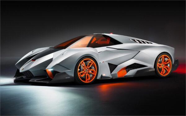 hình nền siêu xe Lamborghini Egoista