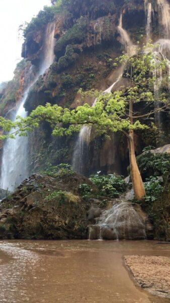 hình nền thác nước đẹp cho điện thoại iphone