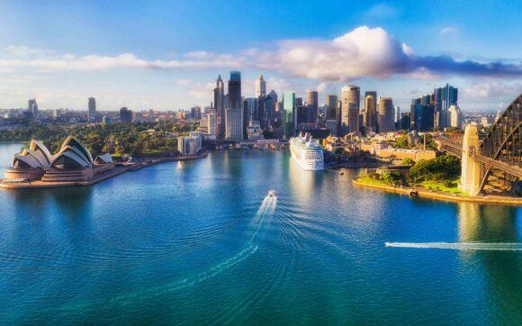 hình nền thành phố Australia