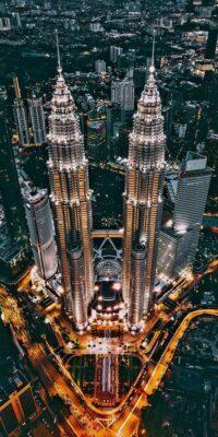Hình nền thành phố Kuala Lumpur - Malaysia