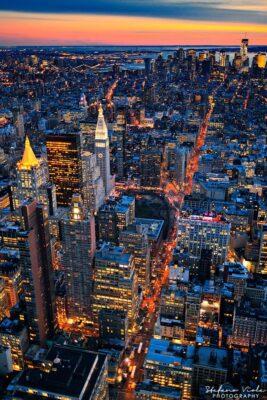 hình nền thành phố New York