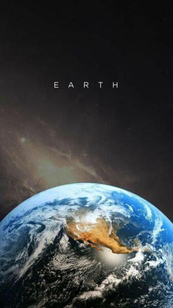 hình nền trái đất 3D