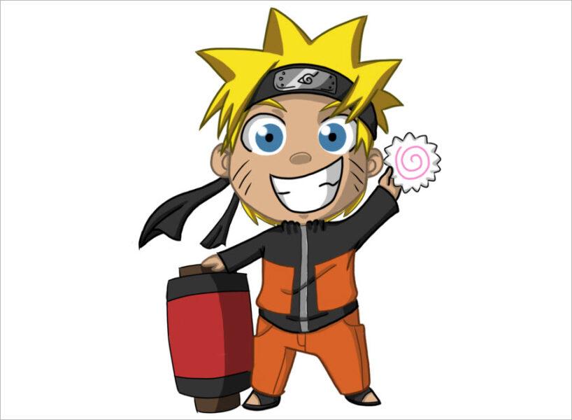 Những hình ảnh Naruto chibi đẹp (13)