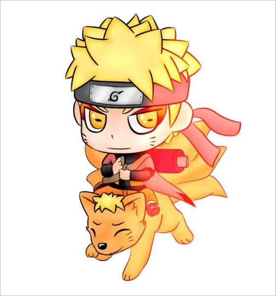 Những hình ảnh Naruto chibi đẹp (14)