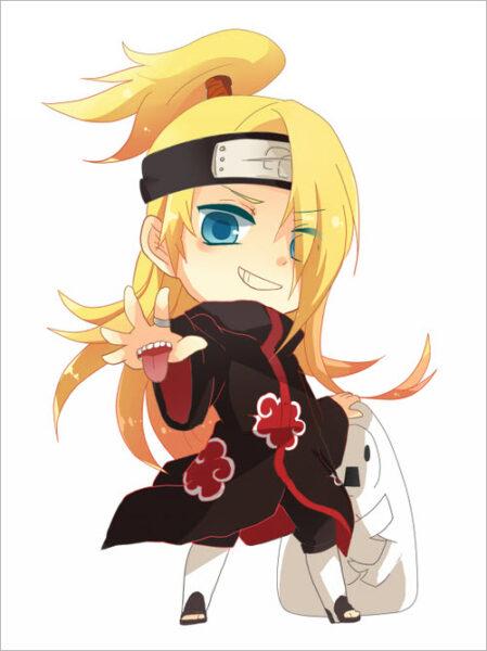 Những hình ảnh Naruto chibi đẹp (15)