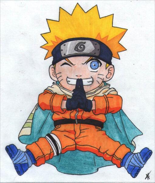 Những hình ảnh Naruto chibi đẹp (30)