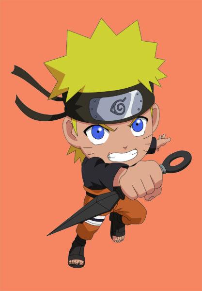 Những hình ảnh Naruto chibi đẹp (7)