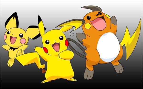 Những hình ảnh Pokemon đẹp nhất (10)