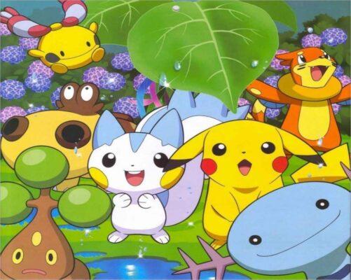 Những hình ảnh Pokemon đẹp nhất (17)