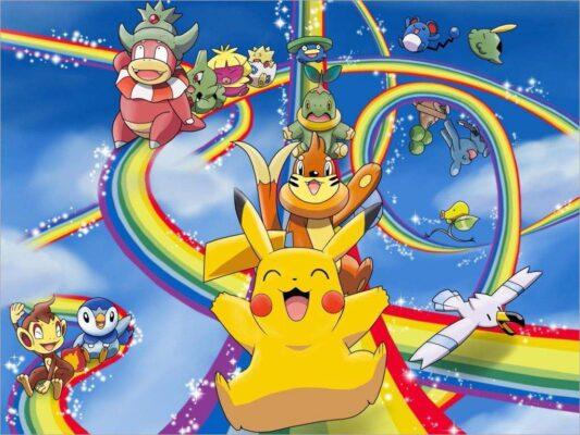 Những hình ảnh Pokemon đẹp nhất (18)