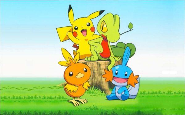Những hình ảnh Pokemon đẹp nhất (20)