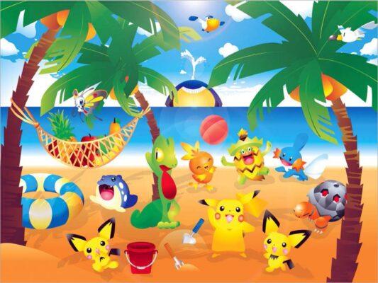 Những hình ảnh Pokemon đẹp nhất (21)