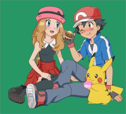 Những hình ảnh Pokemon đẹp nhất (3)