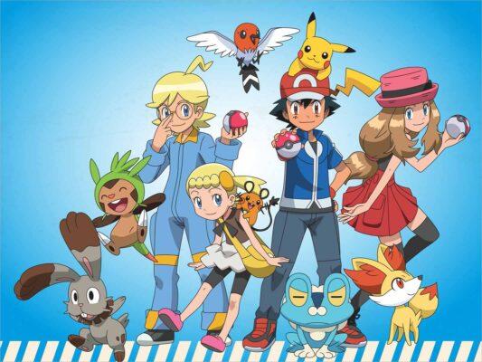 Những hình ảnh Pokemon đẹp nhất (31)