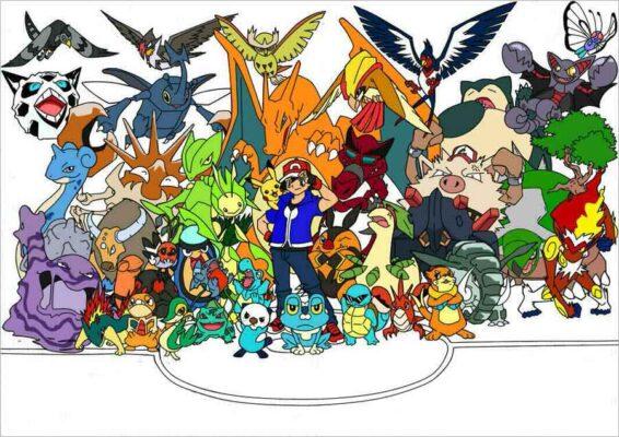 Những hình ảnh Pokemon đẹp nhất (36)