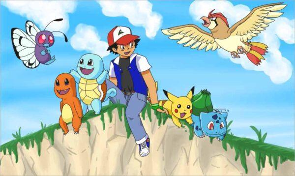 Những hình ảnh Pokemon đẹp nhất (4)