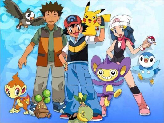 Những hình ảnh Pokemon đẹp nhất (8)