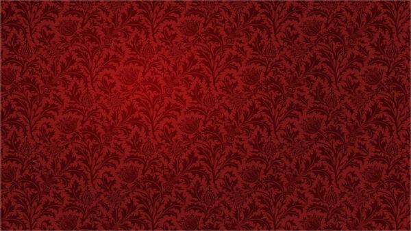 Vintage background họa tiết nền đỏ