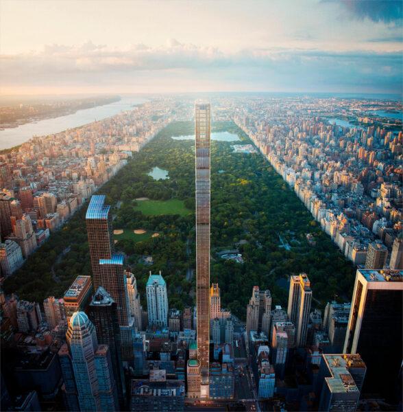 ảnh nền 4K thành phố New York