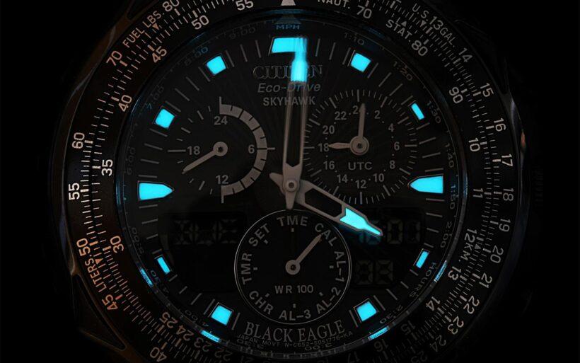 Ảnh nền đen đồng hồ và thời gian