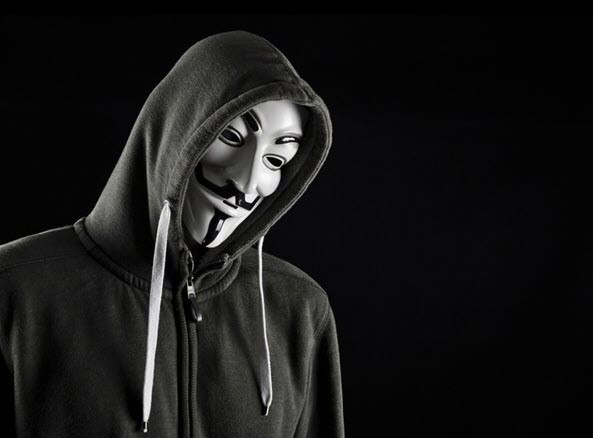 Avatar đen ngầu chất hacker