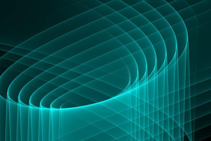 background ánh sáng 3D