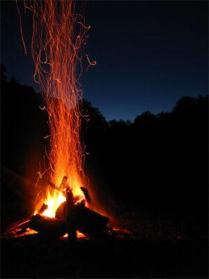 background ngọn lửa lớn