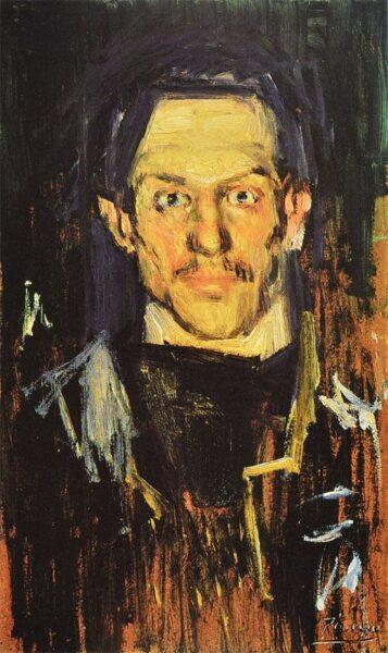 bức tranh chân dung của picasso