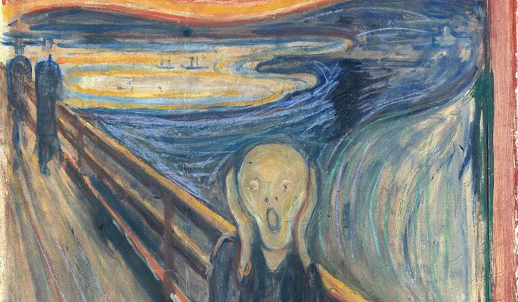 bức tranh nỗi sợ